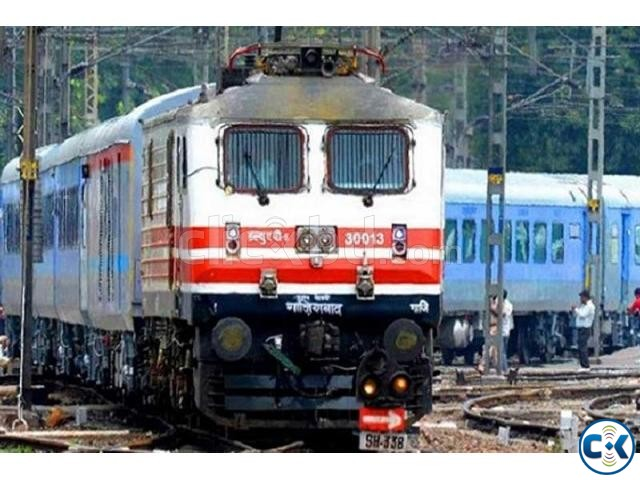 Indian Airways And Train E-Ticket | ClickBD large image 3