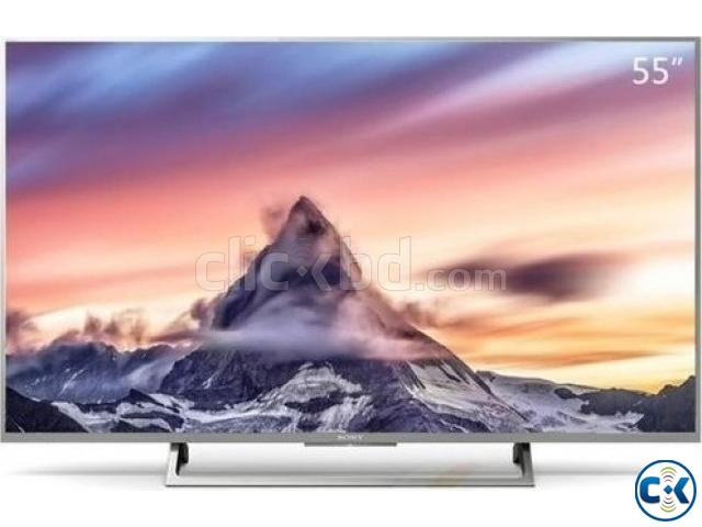 Sony KD-55X8000E HDR 4K UHD Android Smart LED TV | ClickBD large image 3