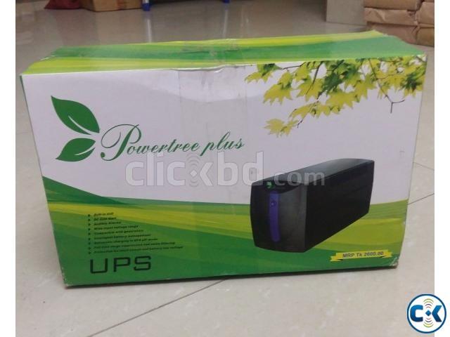 UPS Powertree Plus 650VA | ClickBD large image 0