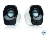 LOGITECH USB Powered Compact Stereo Speakers Z120