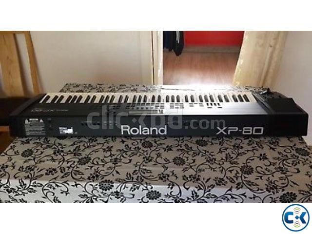 Roland xp-80 New call-01687884343 | ClickBD large image 0