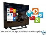 Sony Bravia 40 W652D WiFi Smart Slim FHD LED TV Free Gift