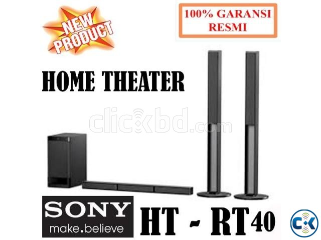 Sony HT-RT40 5.1 Channel Sound Bar Home Theatre System | ClickBD