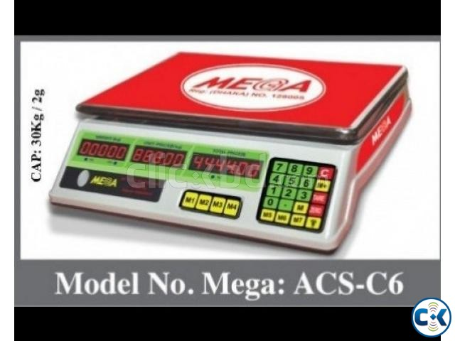 Digital weight scales 2gm to 30kg | ClickBD large image 0