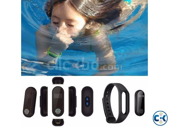 Bingo M2 Smart Band water proof heart rate intact Box | ClickBD large image 4