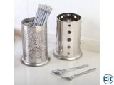 Kitchen metal cutlery spoon holder restaurant fork rack