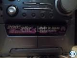 Sony 4000 watt Hi Fi System