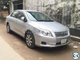 Toyota Axio X Limited 2012