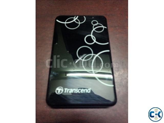 Transcend 500 GB USB 2  | ClickBD large image 0
