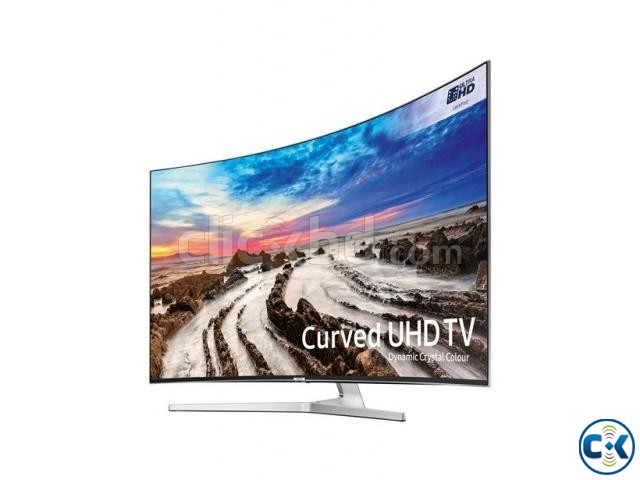 Samsung 65 MU9000 Curved Dynamic Crystal Colour Ultra HD TV | ClickBD large image 3