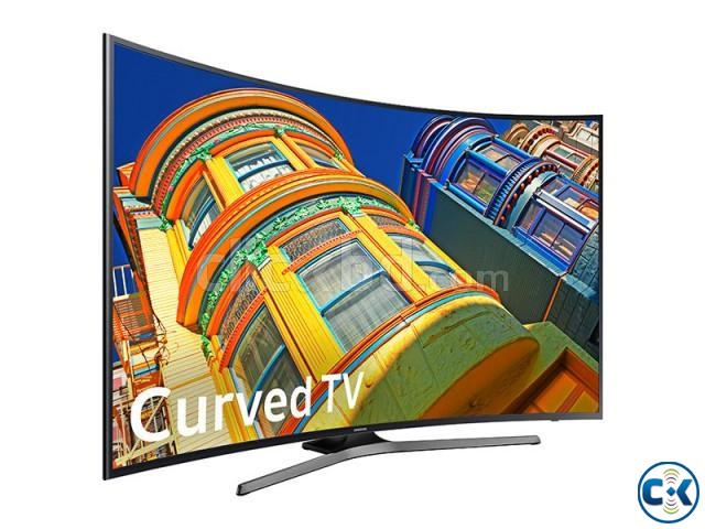 Samsung 65KU6300 4K Curved Smart TV | ClickBD large image 2