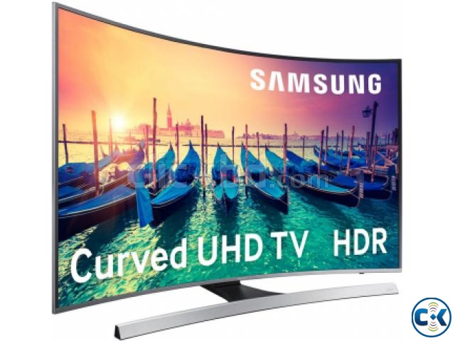 Samsung 65KU6300 4K Curved Smart TV | ClickBD large image 3