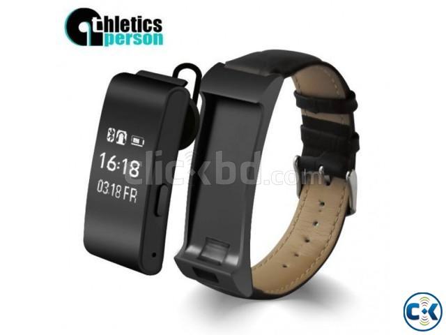 A9 Smart Bracelet Bluetooth Headset bracelet intact Box | ClickBD large image 0