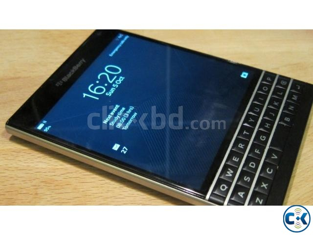 Brand New Blackberry Passport Sealed Pack With 3 Yr Warrant | ClickBD large image 1