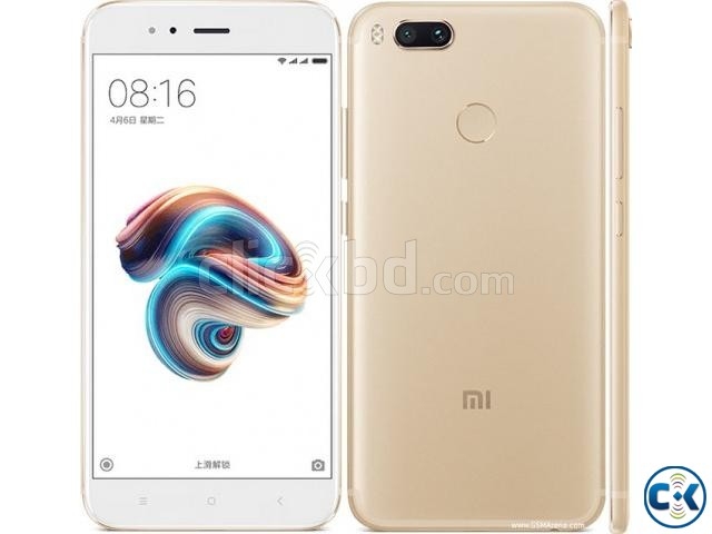 Brand New Xiaomi Mi A1 32GB Sealed Pack With 3 Yr Warrnty | ClickBD large image 0