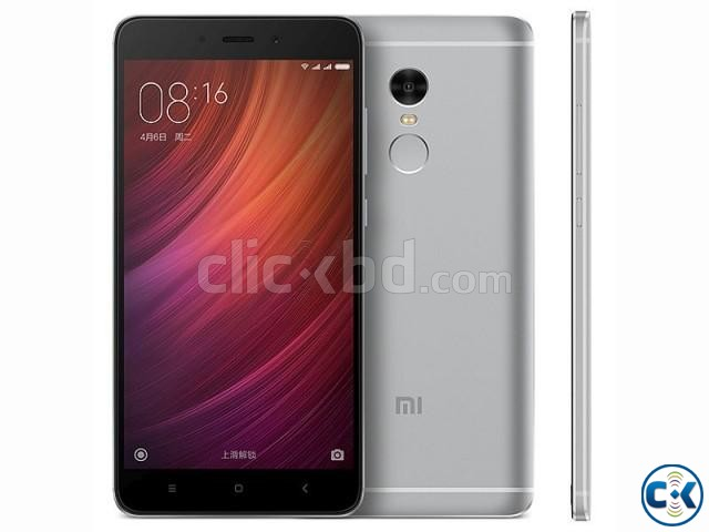 Brand New Xiaomi Note 4 64GB Sealed Pack With 3 Yr Warrnty | ClickBD large image 0