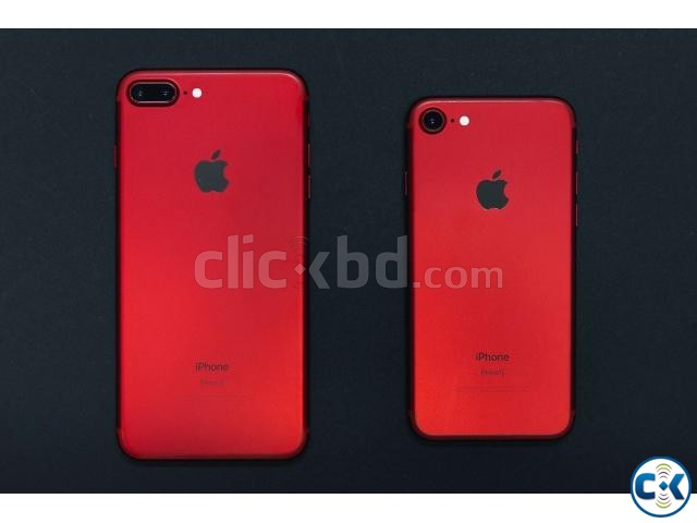 Brand New Apple iphone 7 Plus 256GB Sealed Pack 3 Yr Wrrnty | ClickBD large image 0