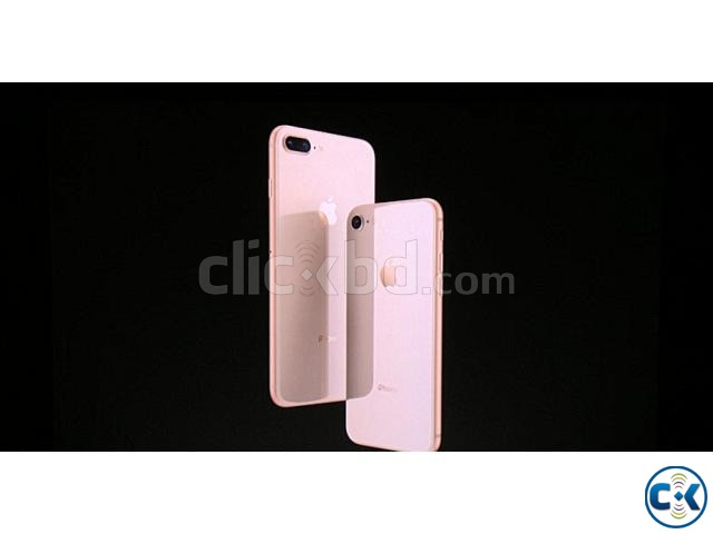 Brand New Apple iphone 8 256GB Sealed Pack 3 Yr Warranty   ClickBD large image 1