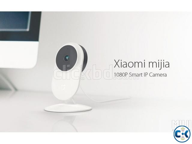 Xioami Smart Mijia Camera | ClickBD large image 1