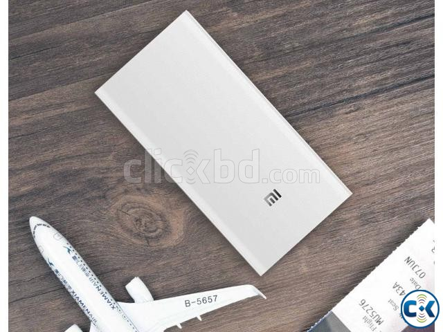 Xiaomi Power Bank 20000mAh 2C | ClickBD large image 0