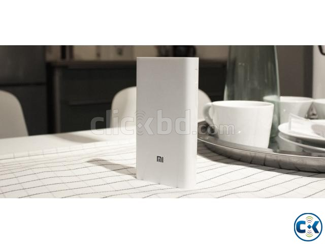 Xiaomi Power Bank 20000mAh 2C | ClickBD large image 1