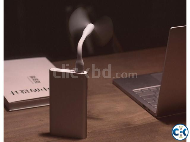 Xiaomi Power Bank 10000mAh V2 | ClickBD large image 1