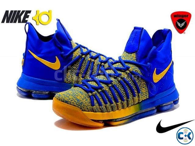 The Nike KD Nine Elite Shoe 1 | ClickBD large image 0
