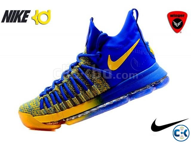 The Nike KD Nine Elite Shoe 1 | ClickBD large image 2