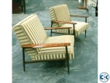 American Mid Century Modern living room chairs