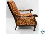 Scandinavian antique arm chair