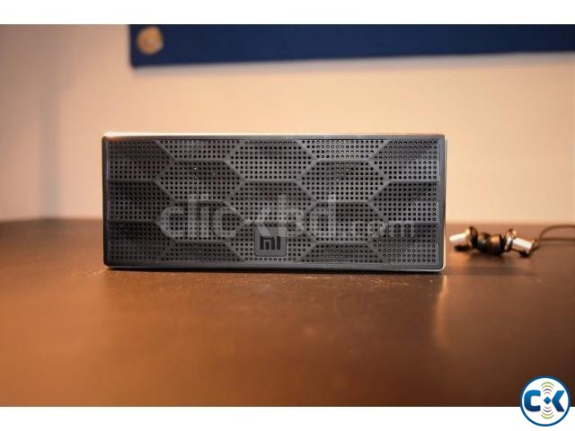 Brand New Xiaomi Mi Square Box Bluetooth Speaker | ClickBD large image 3