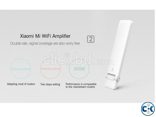 300MBPS_Portable WiFi extender_01756812104 | ClickBD large image 0
