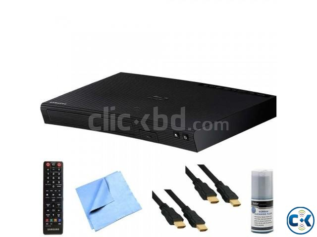 Samsung BD-J5500 Curved 3D BluRay Player | ClickBD large image 0
