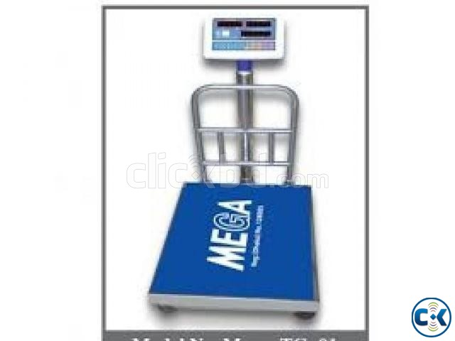 Mega Digital weight scales 20gm to 150 kg | ClickBD large image 0