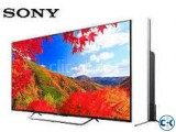 49 W750D SONY BRAVIA X-Reality Pro FHD Smart LED TV