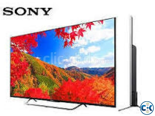 49 W750D SONY BRAVIA X-Reality Pro FHD Smart LED TV | ClickBD large image 0
