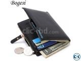 Bogesi brand money purses Men Wallet