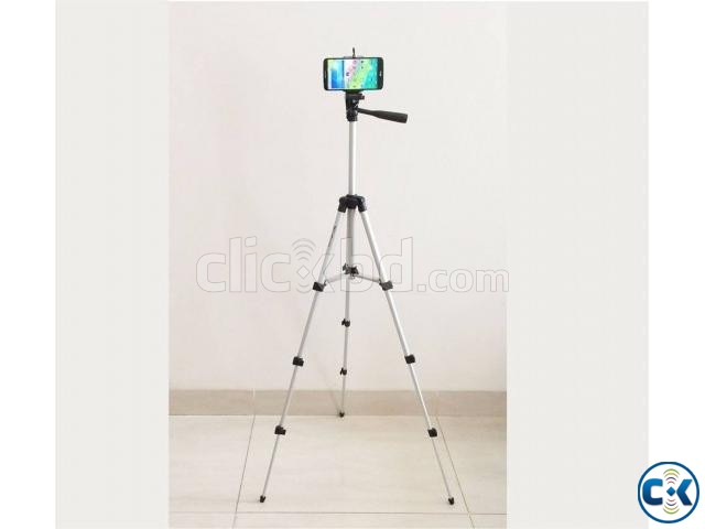 Tripod TF-3110 Camera Stand and Mobile Stand | ClickBD large image 0