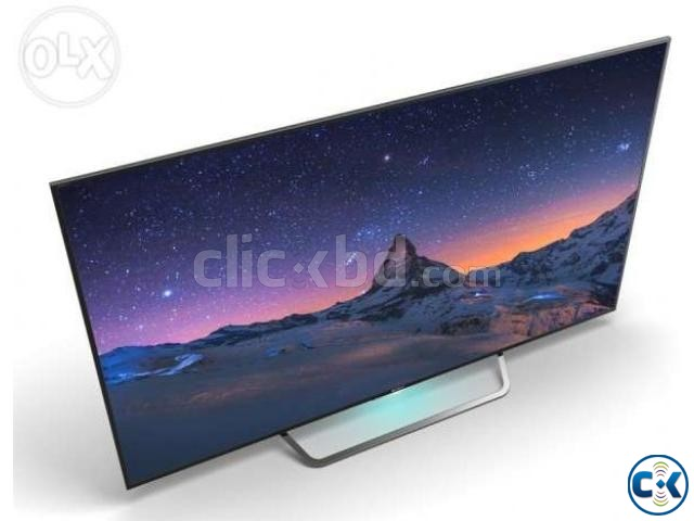 Sony Barvia W800C 43 Inch Android 3D Smart Television | ClickBD large image 1