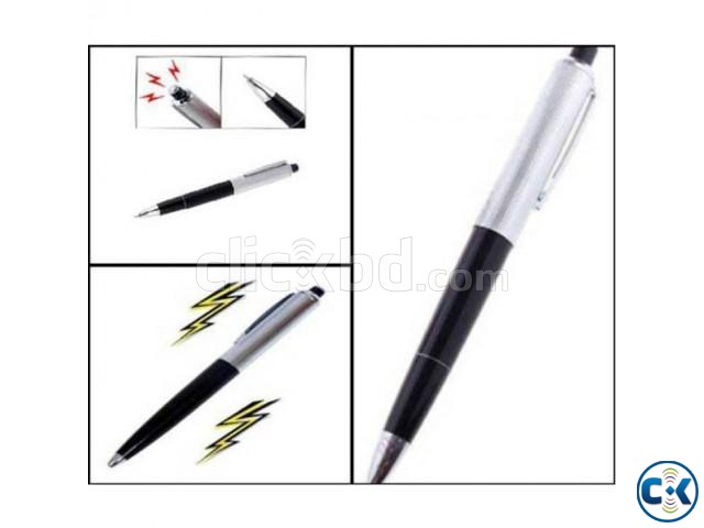 Electric Shock Pen For Fun-1pc | ClickBD large image 0