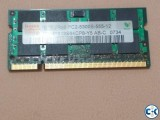 1 GB SD RAM for laptop