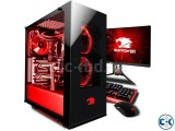 GAMING i3 4GB 500GB17 LED