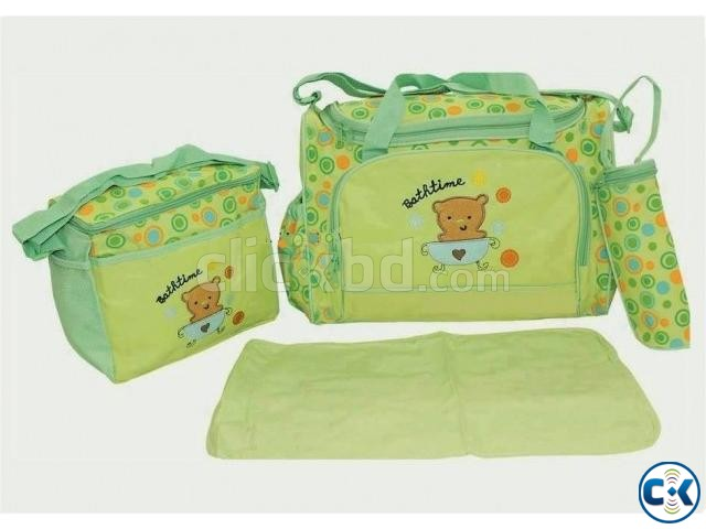 Baby Diaper bag. | ClickBD large image 0