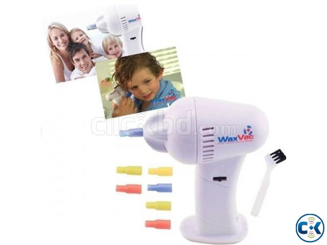 Baby WaxVac Ear Cleaner | ClickBD large image 0