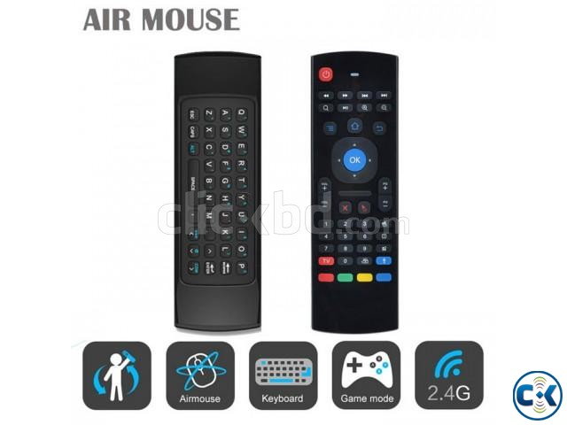 Air Mouse MX3-A | ClickBD large image 0