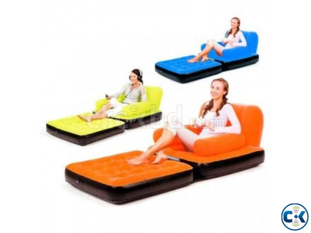2 in 1 Arm Sofa | ClickBD large image 0