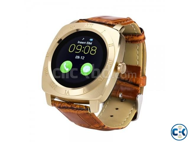X3 Smart Mobile Watch | ClickBD large image 0