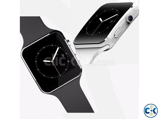 X6 watch Phone | ClickBD large image 0