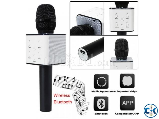Q9 Bluetooth Microphone | ClickBD large image 0