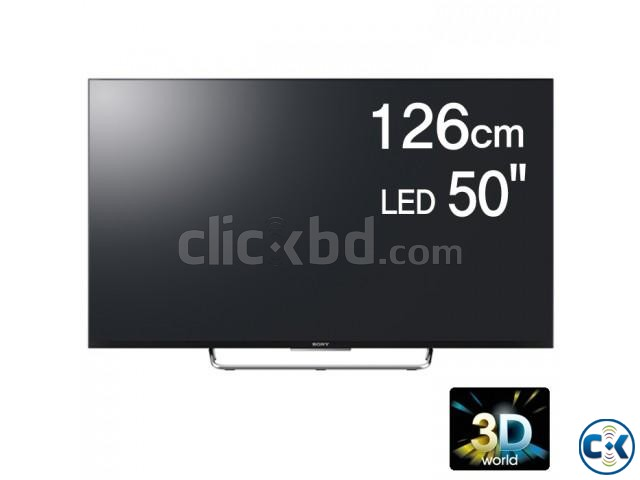 50W800C ANDROID SONY BRAVIA 3D TV | ClickBD large image 1